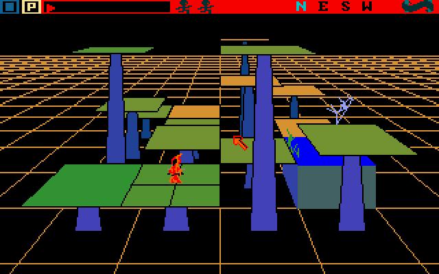 Mind Walker Screenshot